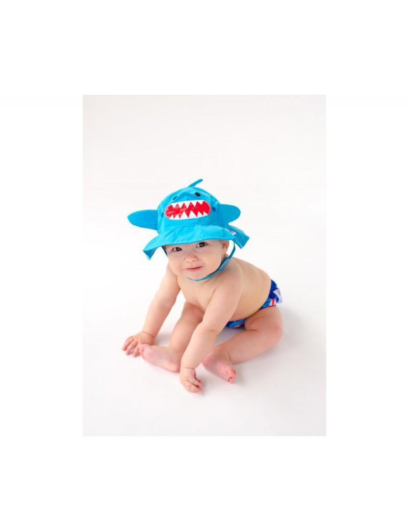 """Bañador pañal """"Tiburón"""""""