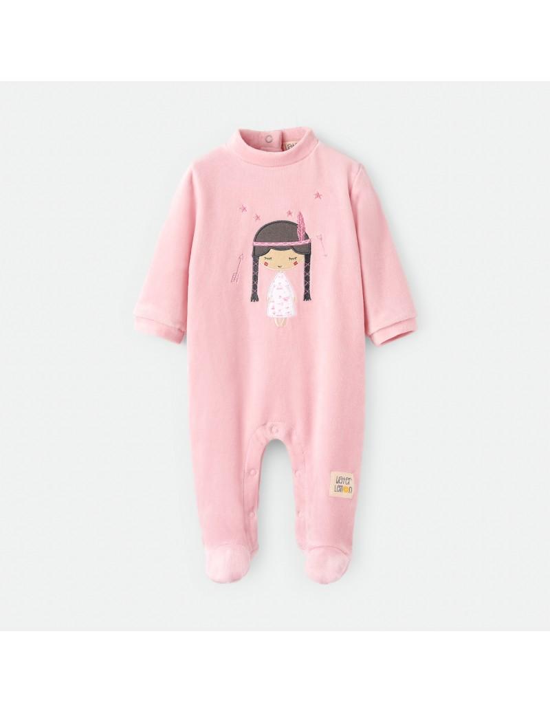 Pelele bebé India