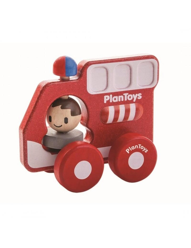 Camión de bomberos Plantoys