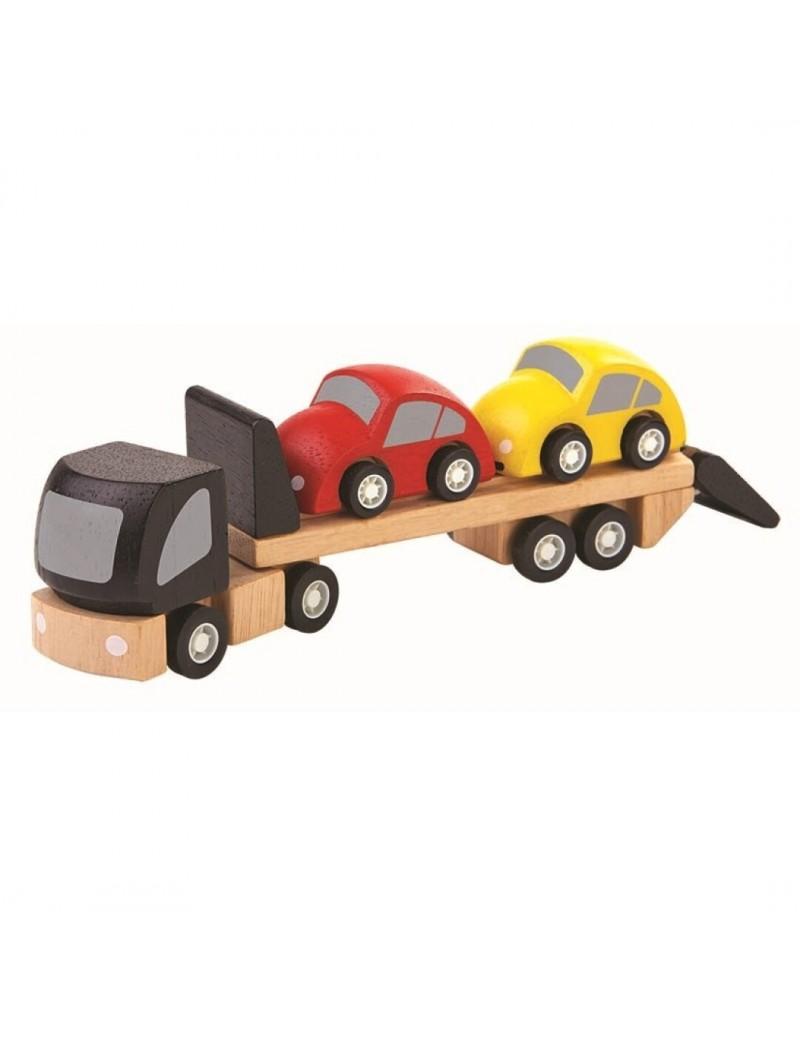 Camión de transporte de...