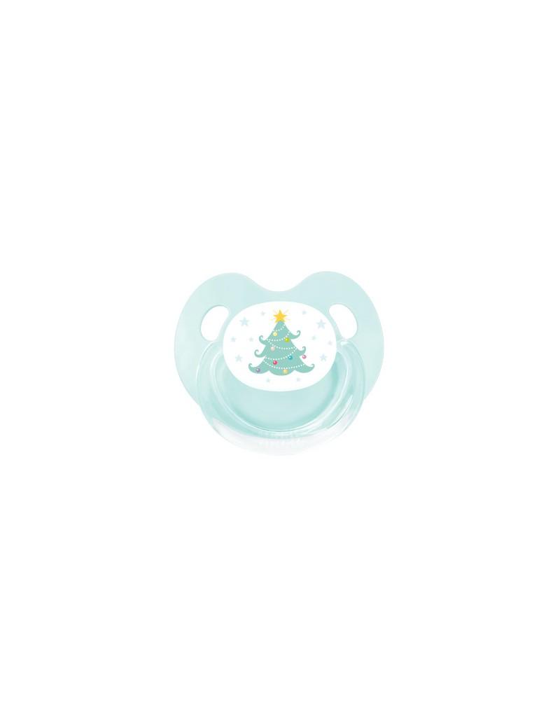 Chupete Retro Árbol de Navidad
