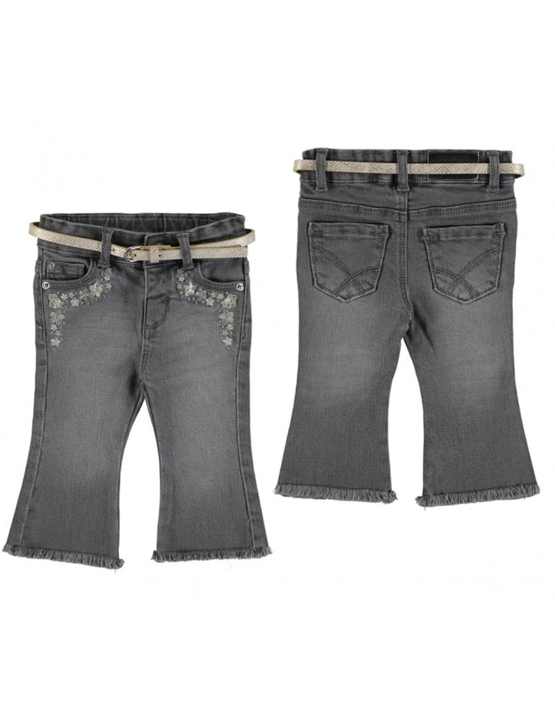 Pantalón largo tejano
