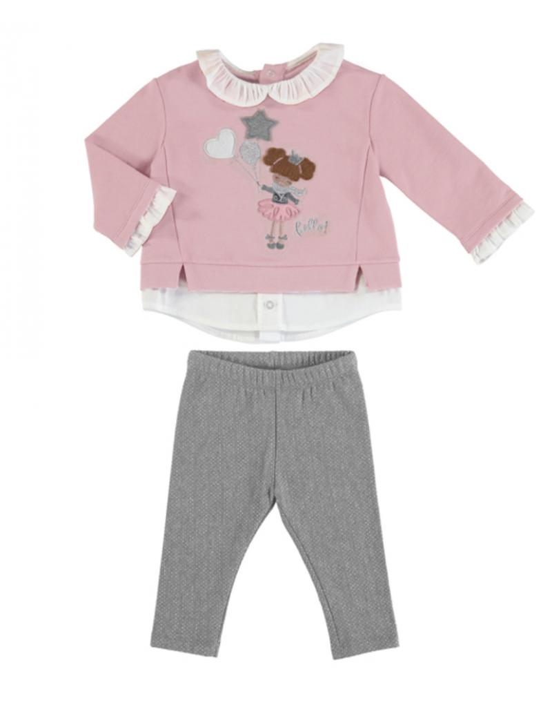 Conjunto leggins+pullover
