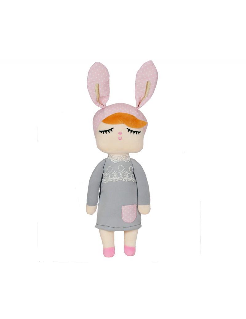 Muñeca Little Bunny Gris