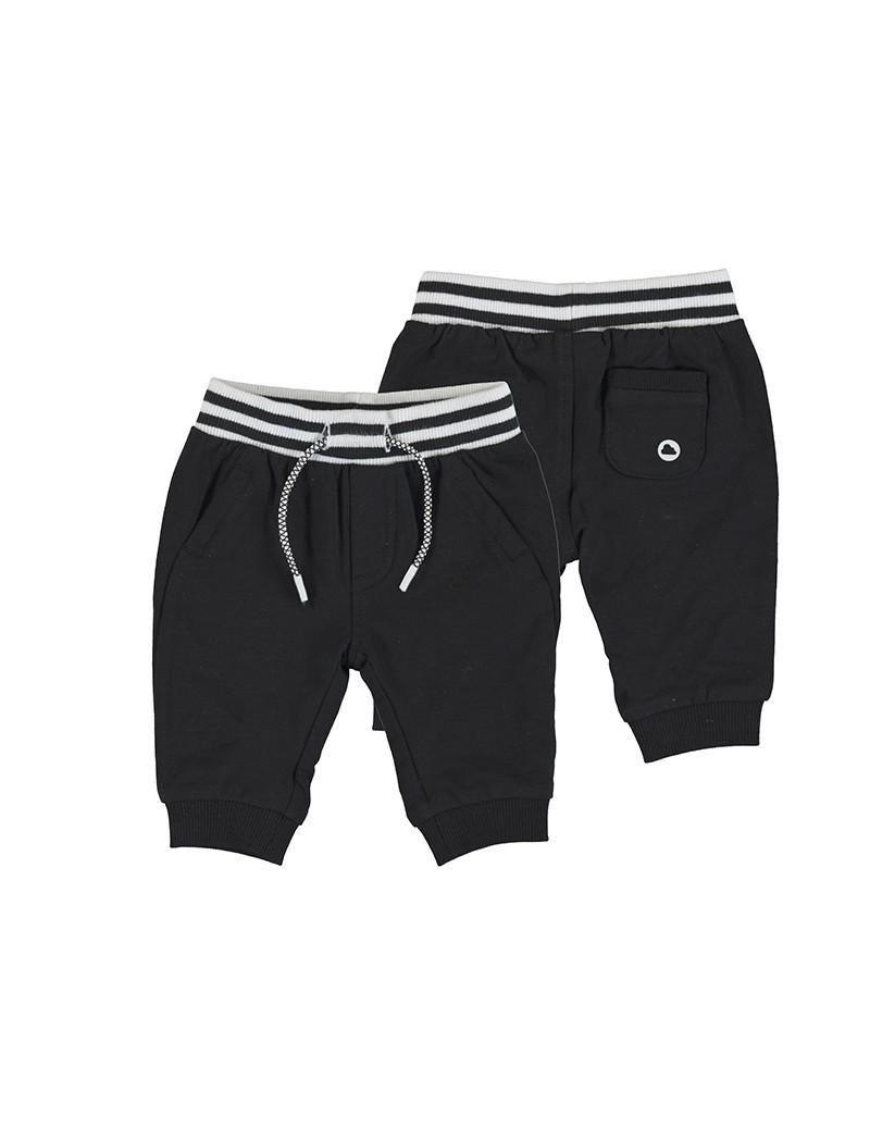Pantalon largo felpa