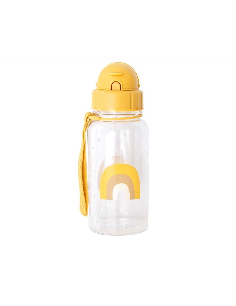 Botella Plástico Arcoiris...