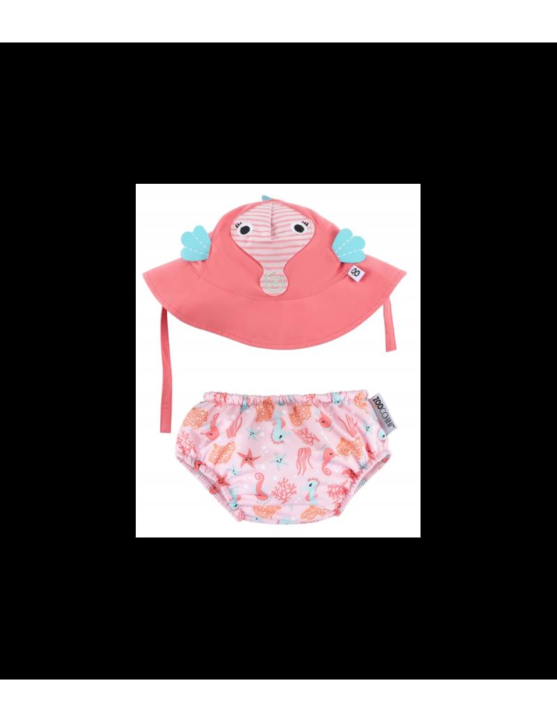 Bañador pañal + Sombrero...