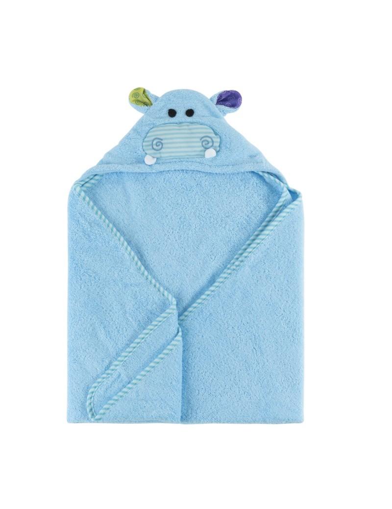 Toalla bebé Hipopótamo