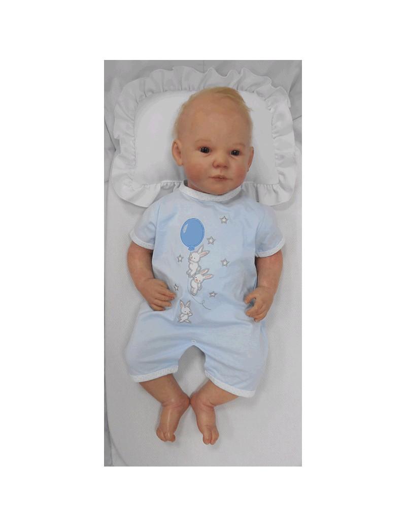 Ranita bebé globo