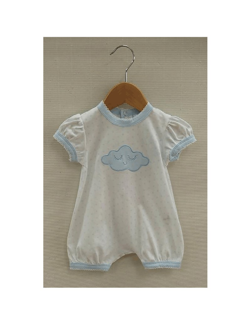 Ranita bebé nubes