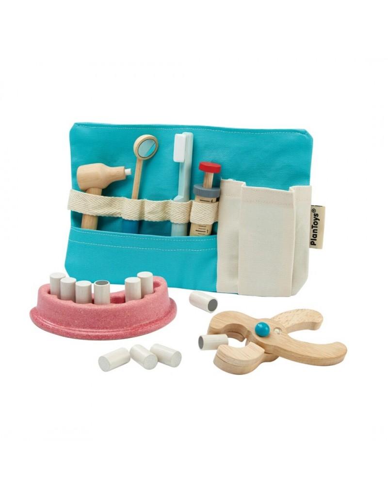 Set dentista de Plantoys