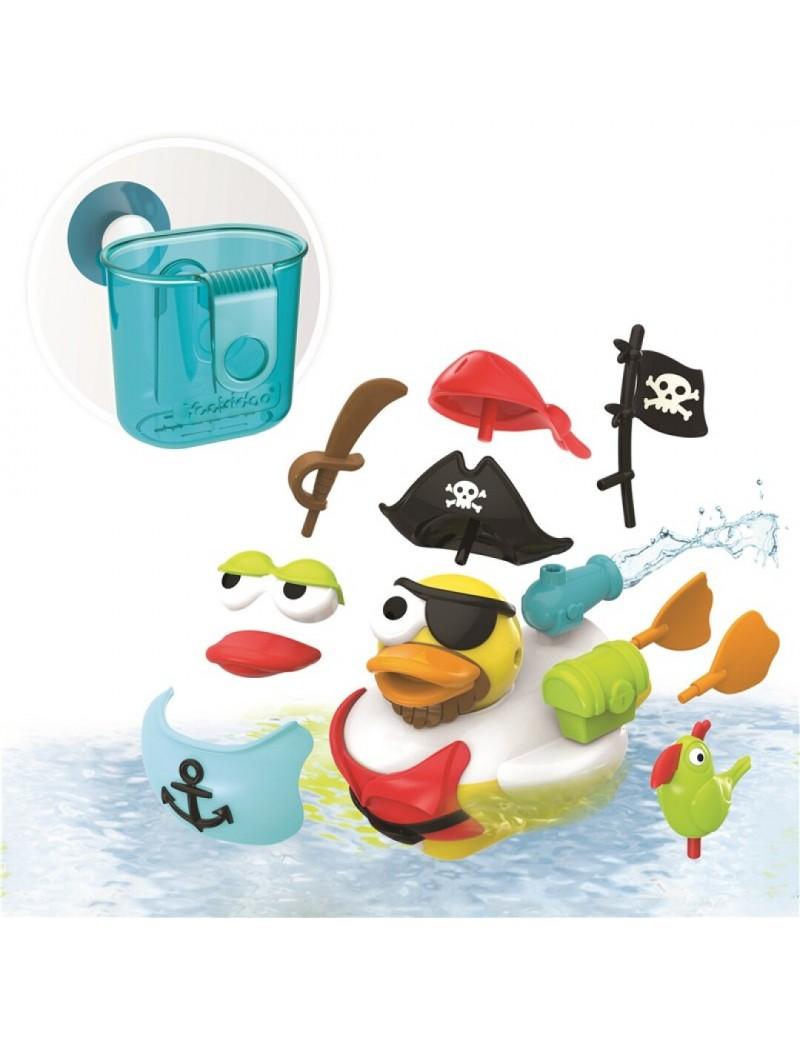 Pato jet, crea un pirata de...